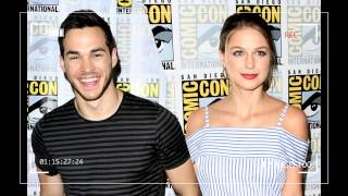 actress melissa benoist is reportedly dating her supergirl co star chris wood from blake jenner