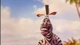 Madagascar Vive La vida