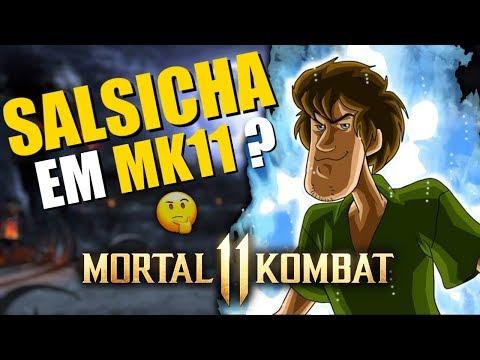 SALSICHA EM MORTAL KOMBAT 11? thumbnail