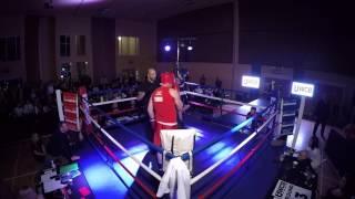 Ultra White Collar Boxing | Wrexham | Tony Ormo VS Nick Davies