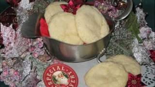 Gluten Free Recipes - Santa's Favorite Gluten-free Cookiees!