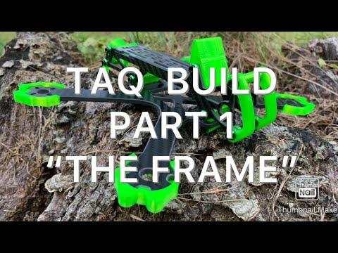 """Sköll V3 TAQ Edition Build Part 1 """"the Frame"""""""