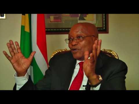 President Jacob Zuma congratulates US president-elect, Mr Donald Trump