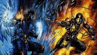 Все литералы Mortal Kombat подряд! (HD)