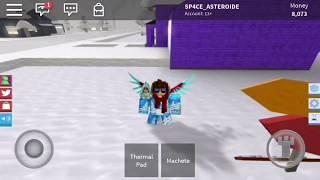 [CODE] Comment Avoir De La Glace Gratuitement / Roblox Snow Shoveling Simulator