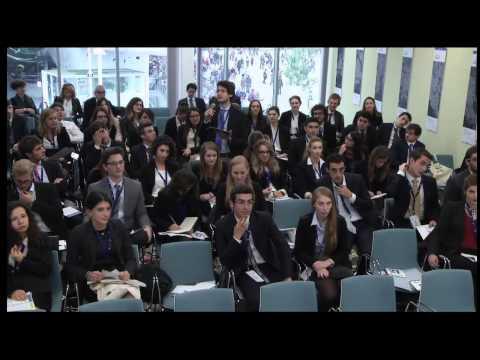 European Youth Debate @ EXPO 2015 - Road to zero poverty