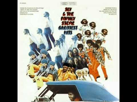 Sly The Family Stone Hot Fun In The Summertime Youtube