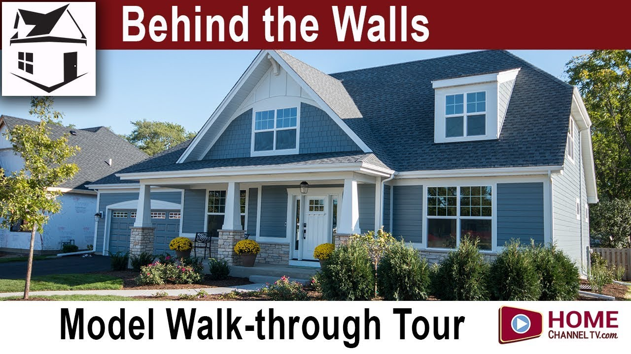 Behind the Walls - New Home Construction Series