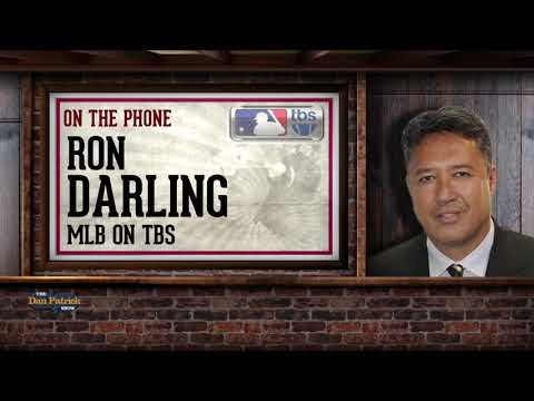 MLB on TBS' Ron Darling Talks AL & NL Playoffs w/Dan Patrick | Full Interview | 10/2/18