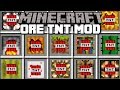 Minecraft ORE TNT MOD / FIGHT OFF EVIL VILLAGERS AND SURVIVE THE EXPLOSIVES!! Minecraft