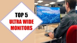 Top 5 Best Ultra wide Monitors 2018 | Best Ultra wide Monitor Review By Jumpy Express