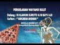 Livestreaming wayang kulit ki anom suroto ki bayu aji mp3