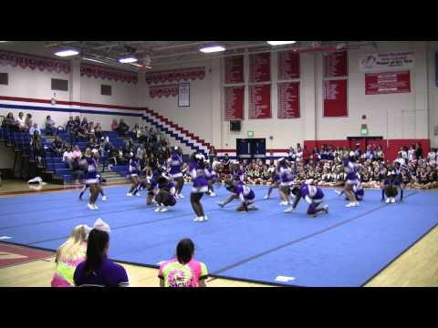 Long Reach High School Cheerleading 11/2011