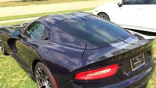 ★ 2013/2014 Dodge Viper SRT10 Walk Around Tour ║ Car Crash Compilation