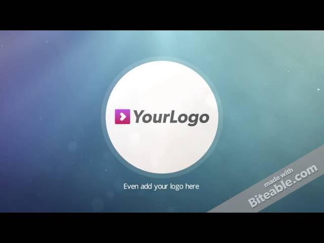 Logo Intro Video Maker