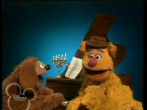 The Muppet Show. Rowlf and Fozzie - I Got Rhythm (s4 ep20)