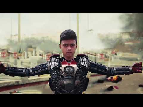 Ironman Suit Up For Film Makers