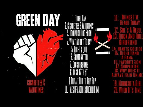 Green Day - Cigarettes & Valentines (2003)