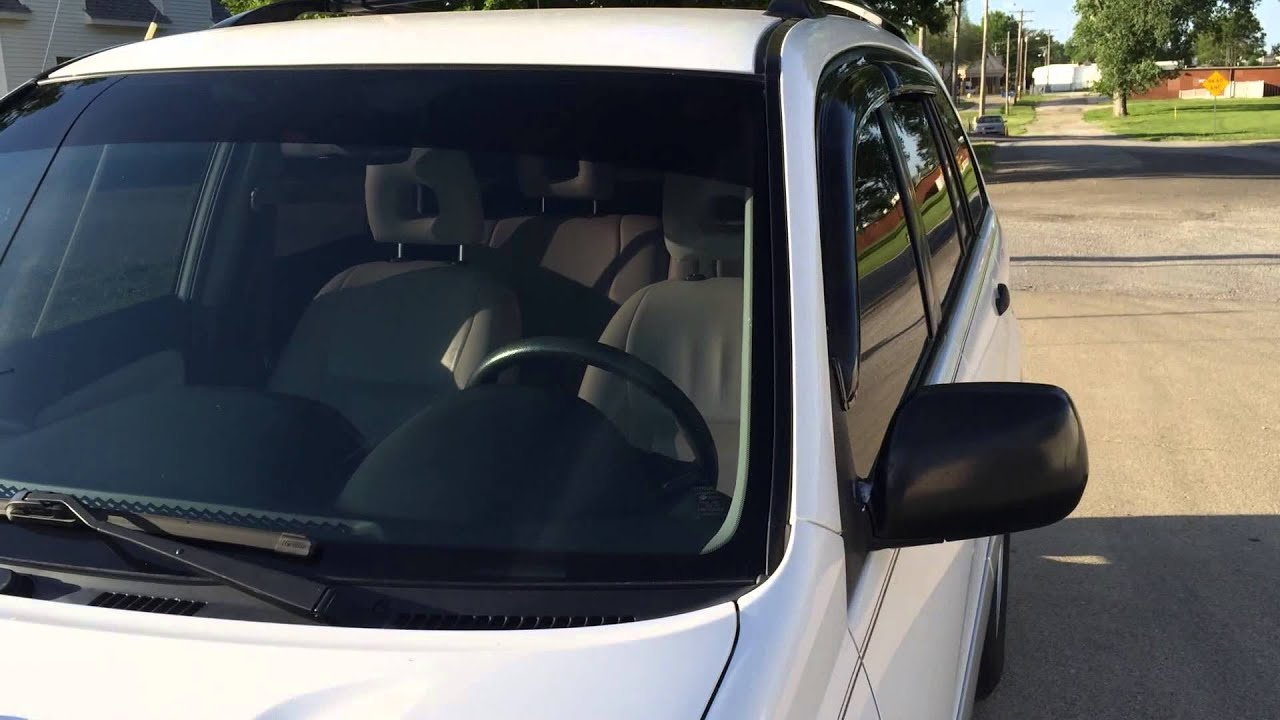 Toyota Rav4 Window Tint Projectravfel Youtube