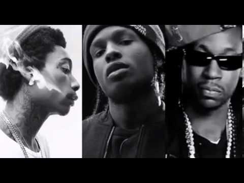 You Ain't Even Know It - Future, Wiz Khalifa, A$AP Rocky, 2 Chainz ( Remix)