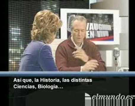 Aguirre habla en inglés sobre la enseñanza bilingüe