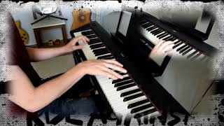 SOONER OR LATER - Rise Against (piano rendition)