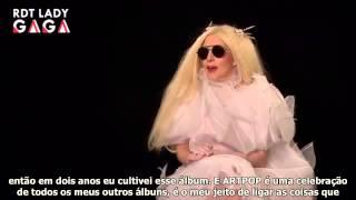 Baixar PARTE 1: Lady Gaga concede entrevista para a ProSieben - Legendado em Português