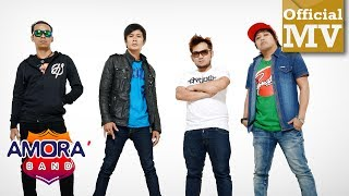Amora Band - Diguna guna cinta (Official Music Video 720 HD) Lirik
