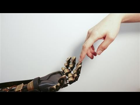 Engineers Develop Artificial Skin That Senses Touch