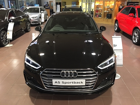 2018-new-audi-a5-sportback---exterior-and-interior-review