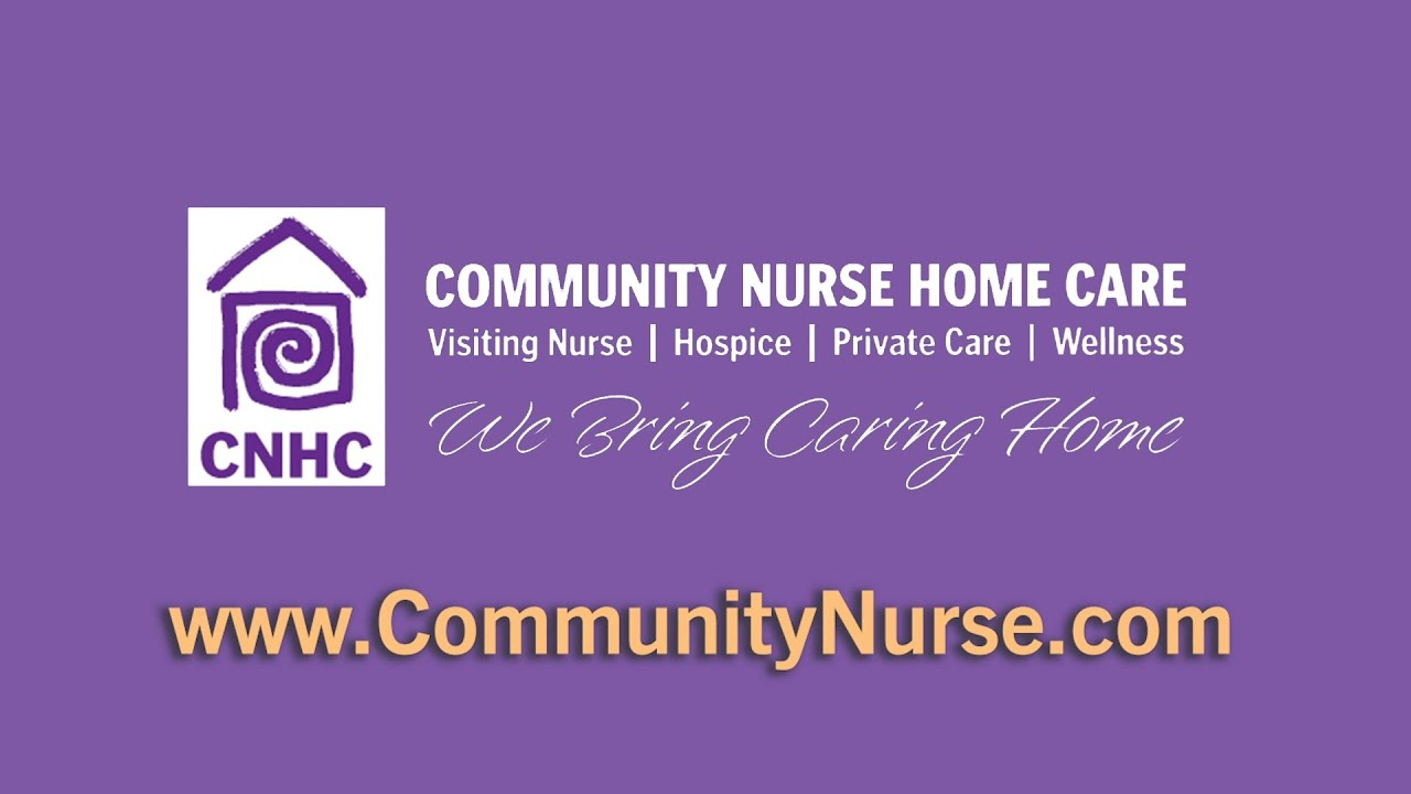 Community Nurse Health Care - Healthy Eating at Home