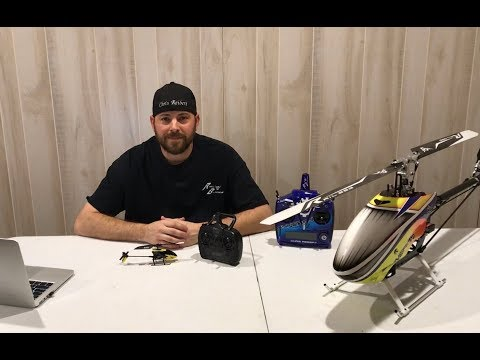 R/C Helicopters 101