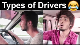 Types of UBER/CAREEM Drivers in Pakistan