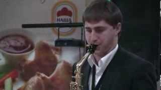 Лучший саксофонист на свадьбу Киев +38(096)683-6287 праздник юбилей корпоратив