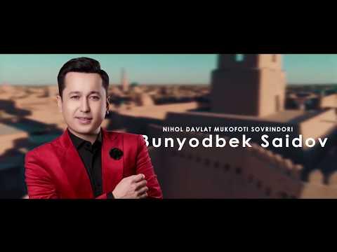 Bunyodbek Saidov - Izrail Ramle shahridagi konsert dasturi 2019