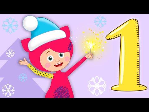 Новый год 2020 - Самый большой сборник - Песни и мультики про Новый год для детей