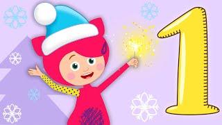 Новый год 2020 Самый большой сборник Песни и мультики про Новый год для детей