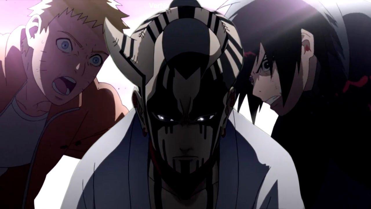 JIGEN APLASTA a NARUTO y SASUKE! Boruto Naruto Next Generations 204