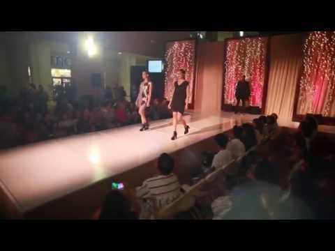 Fashion Valley Mall Fashion Show