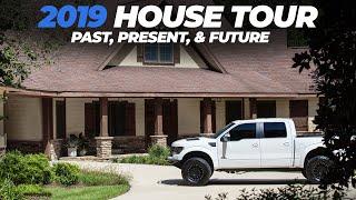 2019 House Tour:  Discussing Past, Present, & Future Plans