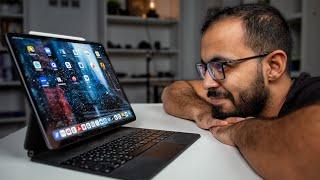 لماذا الايباد هو أفضل جهاز للتعلم؟ | بعت اللابتوب و اشتريت ipad pro | أول مرة أجرب apple !