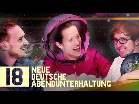 Die erste deutsche Astronautin im All, Flug Köln-Bremen in 10 Minuten | NDA #18