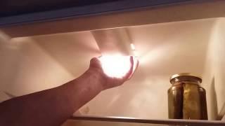 Кемерово Таймс замена лампочки  в  холодильнике Бирюса