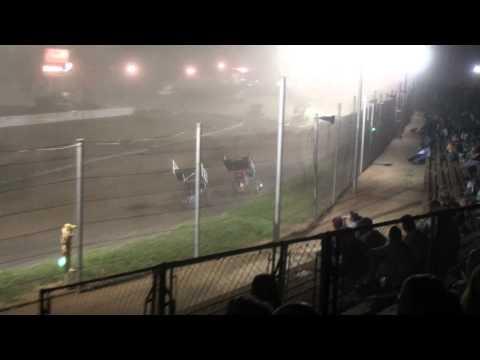 Kc Raceway 7.10.11 NRA Sprint Feature