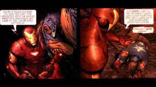Marvel Civil War Part 2 (Kayjay Comics)