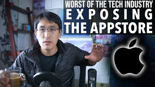 The Apple App Store Exposed: Worst of the Tech Industry