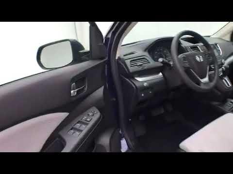 Used 2016 Honda CR-V WISCONSIN, WI #Z8561A - SOLD
