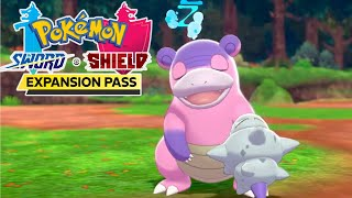 Pokémon Sword & Shield DLC Isle of Armor Release Date Trailer Nintendo Switch 2020 HD