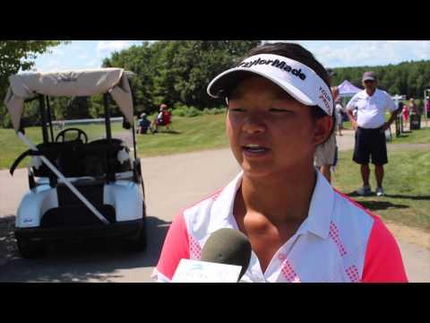 Megan Khang Second-Round Goffstown