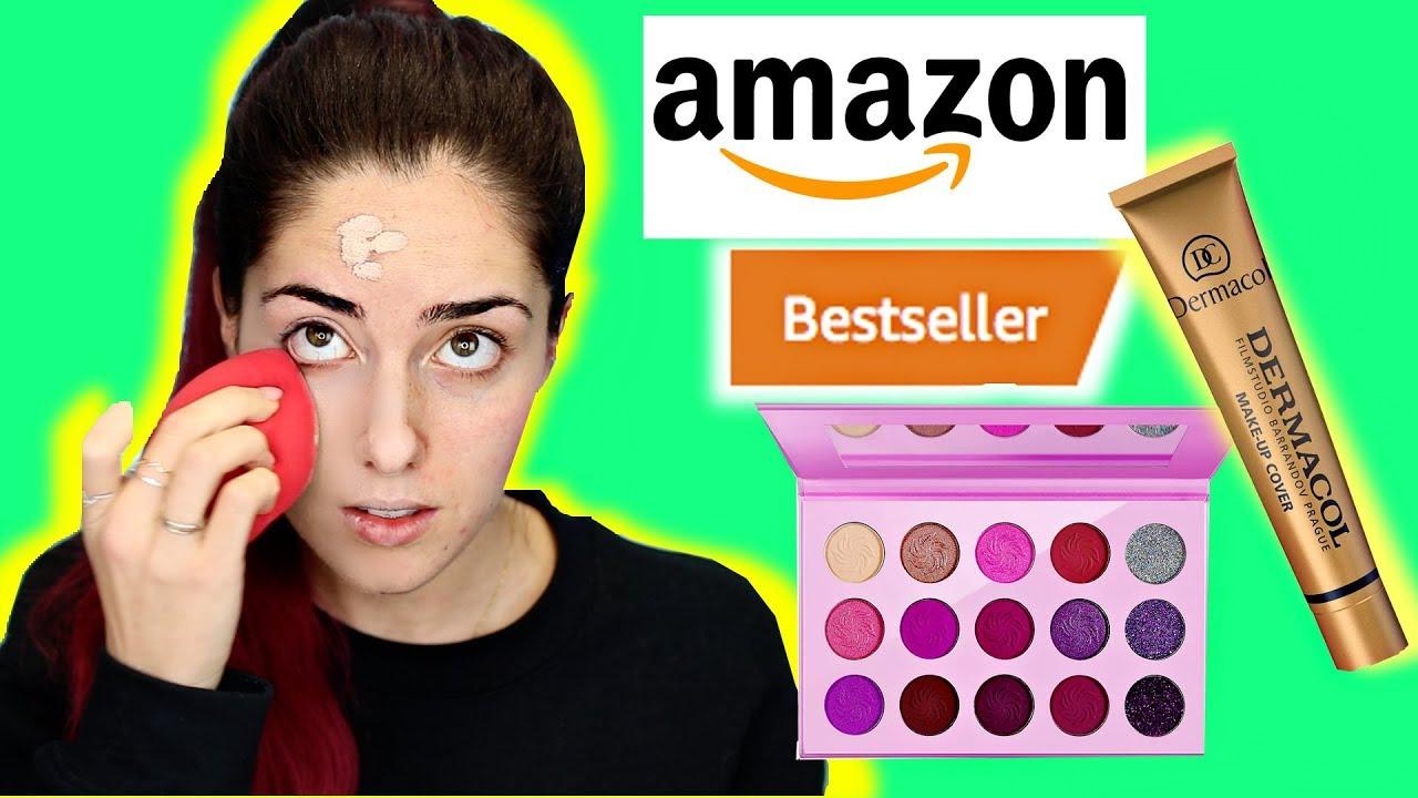 UNFASSBAR! Amazon Bestseller Make up Produkte! Gut oder Fail?